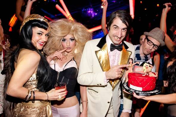 Melody Sweets, Penny Pibbets and The Gazillionaire