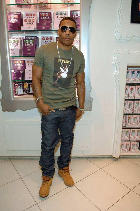 Nelly at Sugar Factory