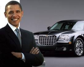 Obama-Chrysler-300