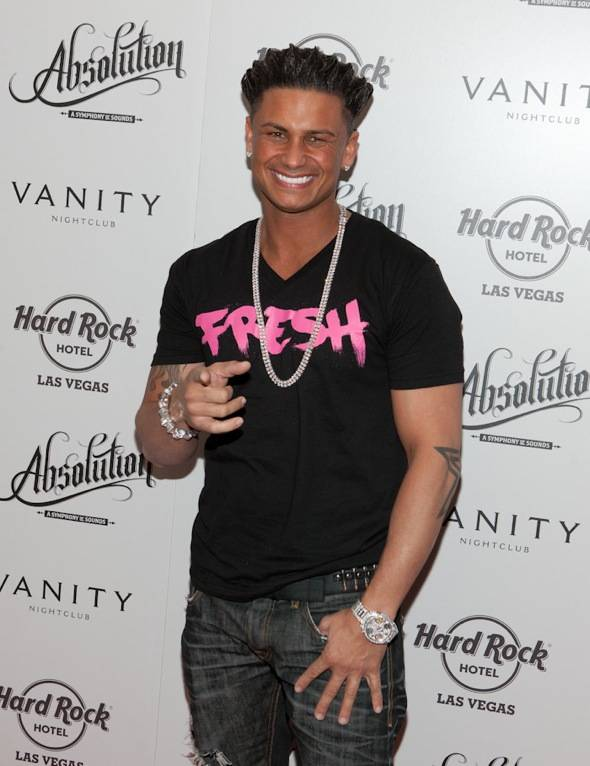 Pauly D at Vanity. Photo by Erik Kabik