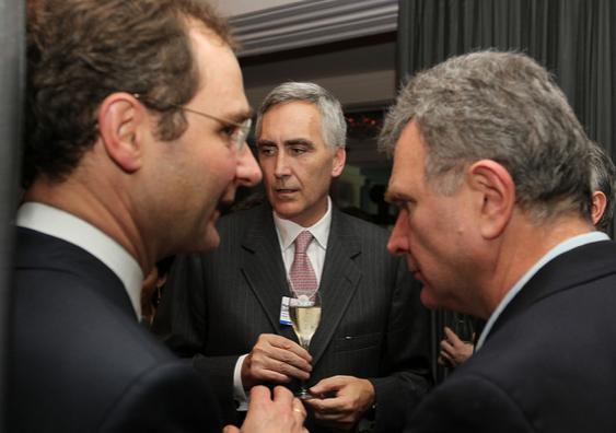 Peter Löscher, President and CEO, Siemens