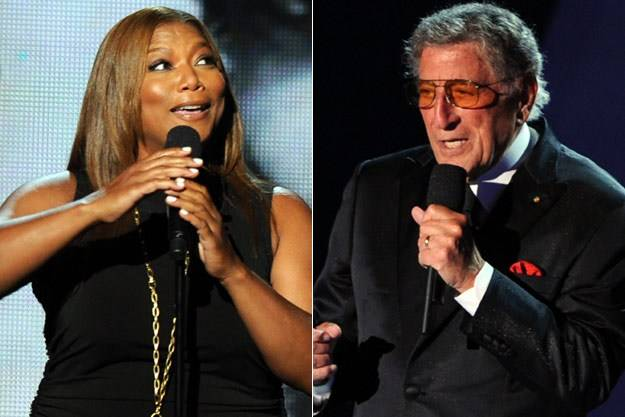 Queen-Latifah-Tony-Bennett