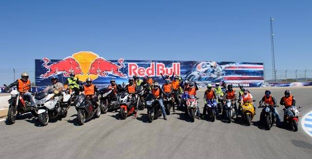 Riders For Health MotoGP 2011_courtesy of Mazda Raceway Laguna Seca