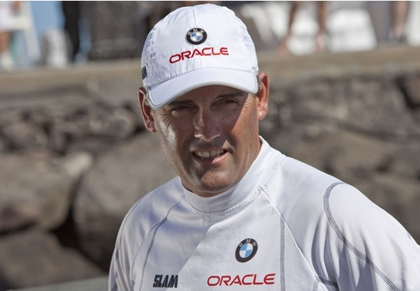 CEO Oracle Racing