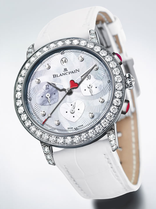 Blancpain Presents Exclusive Creation For Valentine's Day