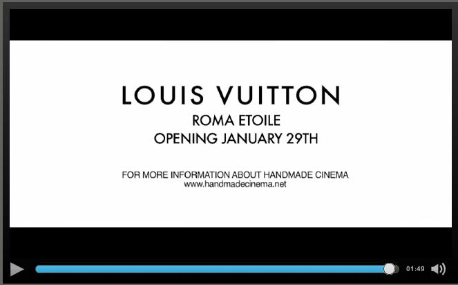 Louis Vuitton video