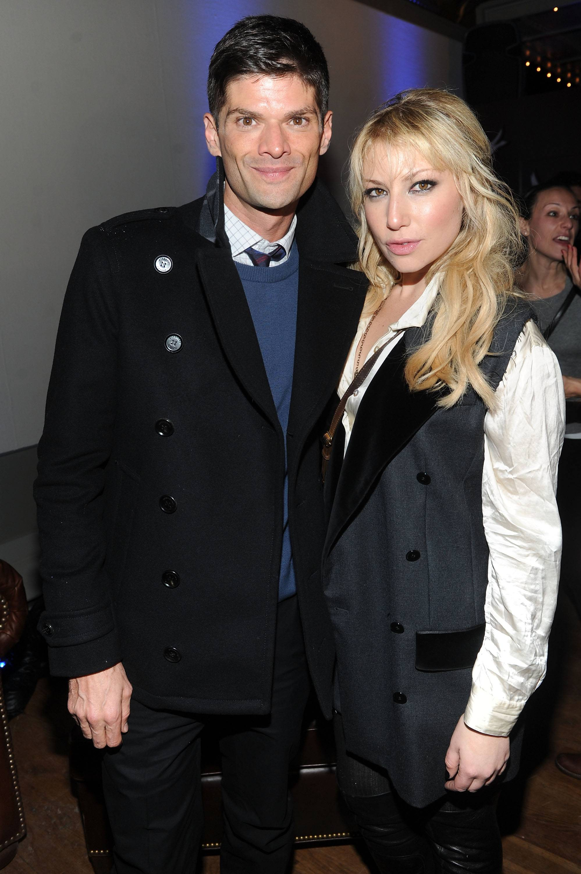 Will McCormack and Ari Graynor at