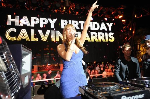 XS - Dani D - Calvin Harris Birthday - 1.16.12