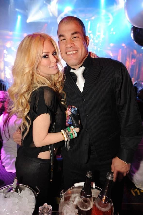 XS Nightclub - Tito Ortiz and Jenna Jameson
