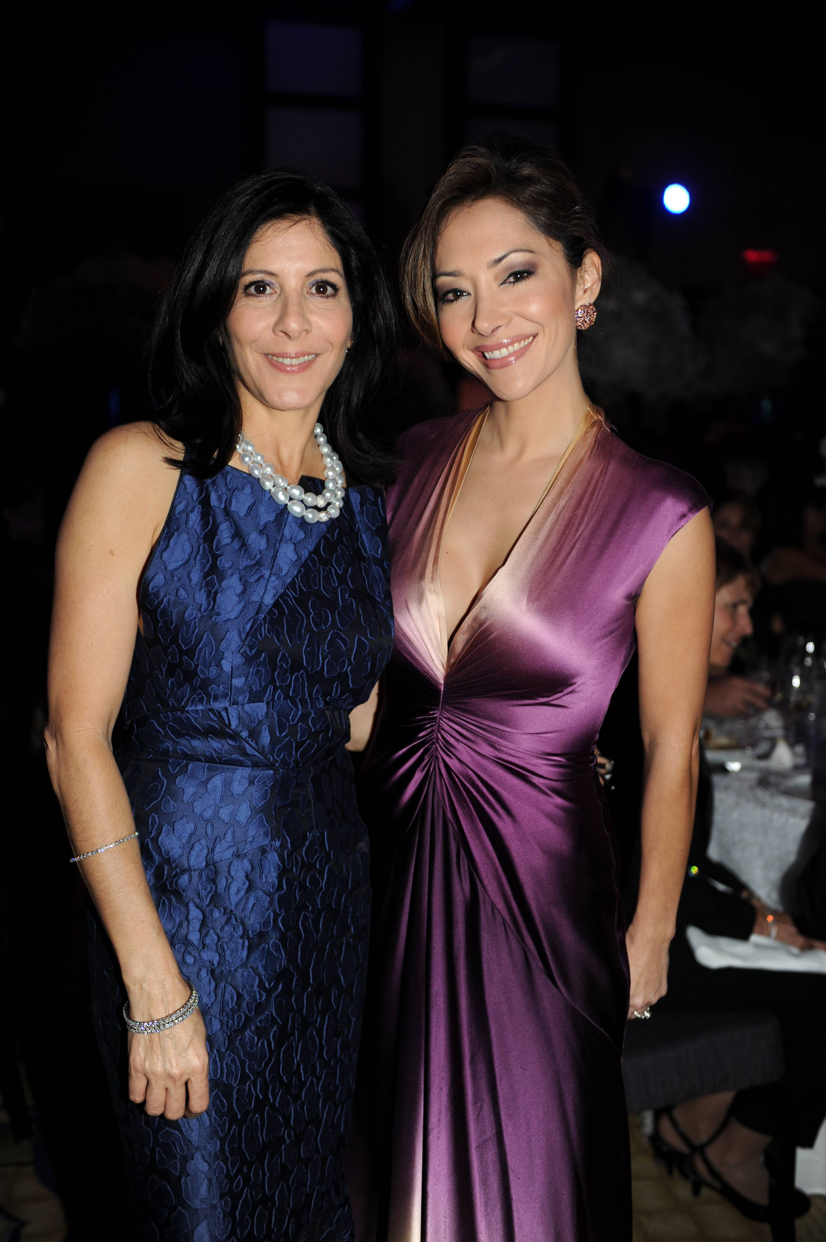 Yolanda Berkowitz & Shannon Hori