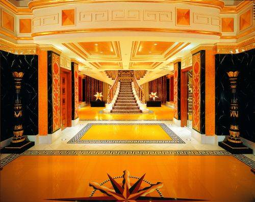 Ont And Lavish Like The City Of Dubai Itself Staying At One S Renowned Presidential Suites Provides Guests With An Experience Fit For Kings