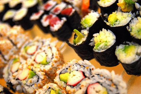 Top 5 Sushi Spots In La Haute Living
