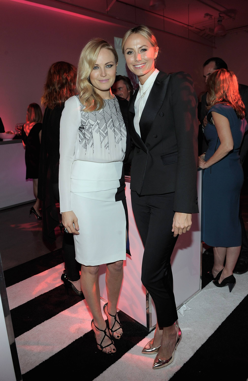 Malin Akerman and Stacy Keibler