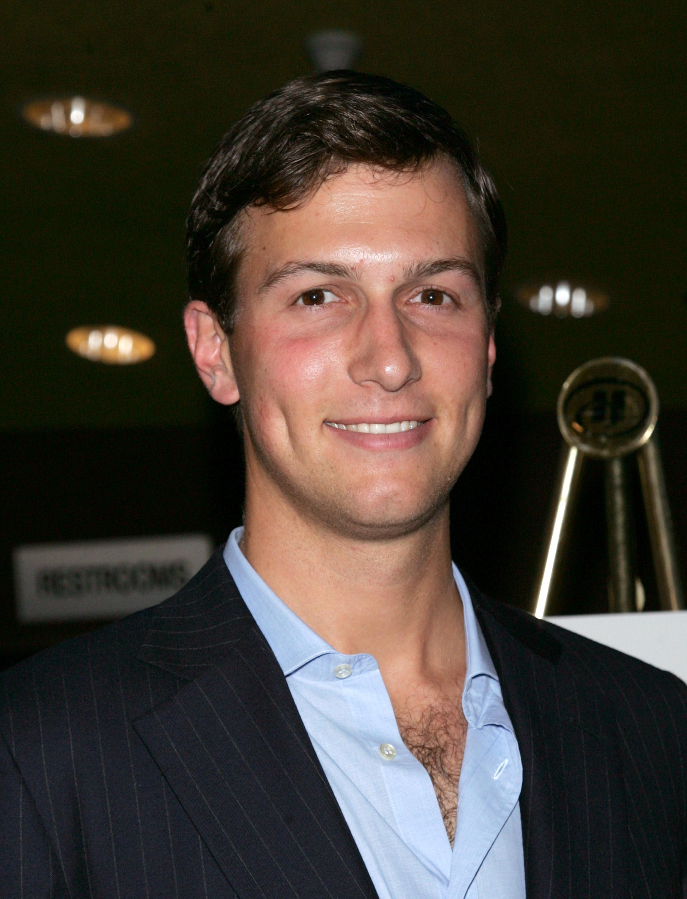 Kushner Puts New to Bid Update: Haute 100 in Jared  York
