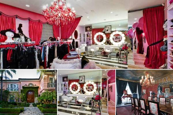 Beverly-Hills-California-Christina-Aguilera-Extreme-Closets-CNBC