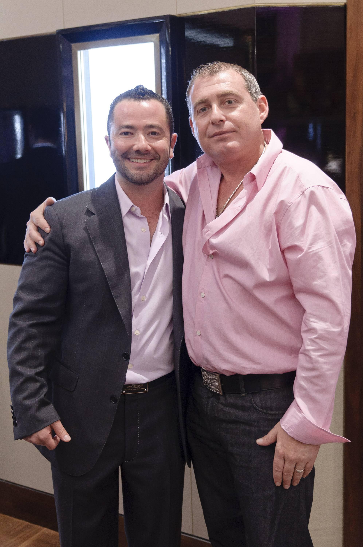 Bobby Yampolsky & Lev Parnes