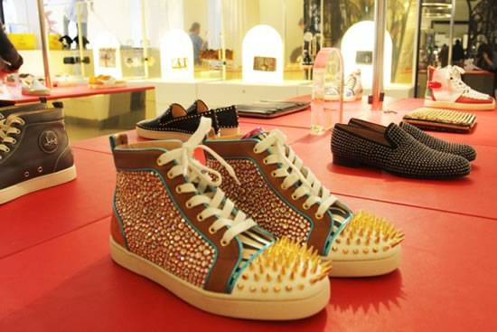 louboutin london
