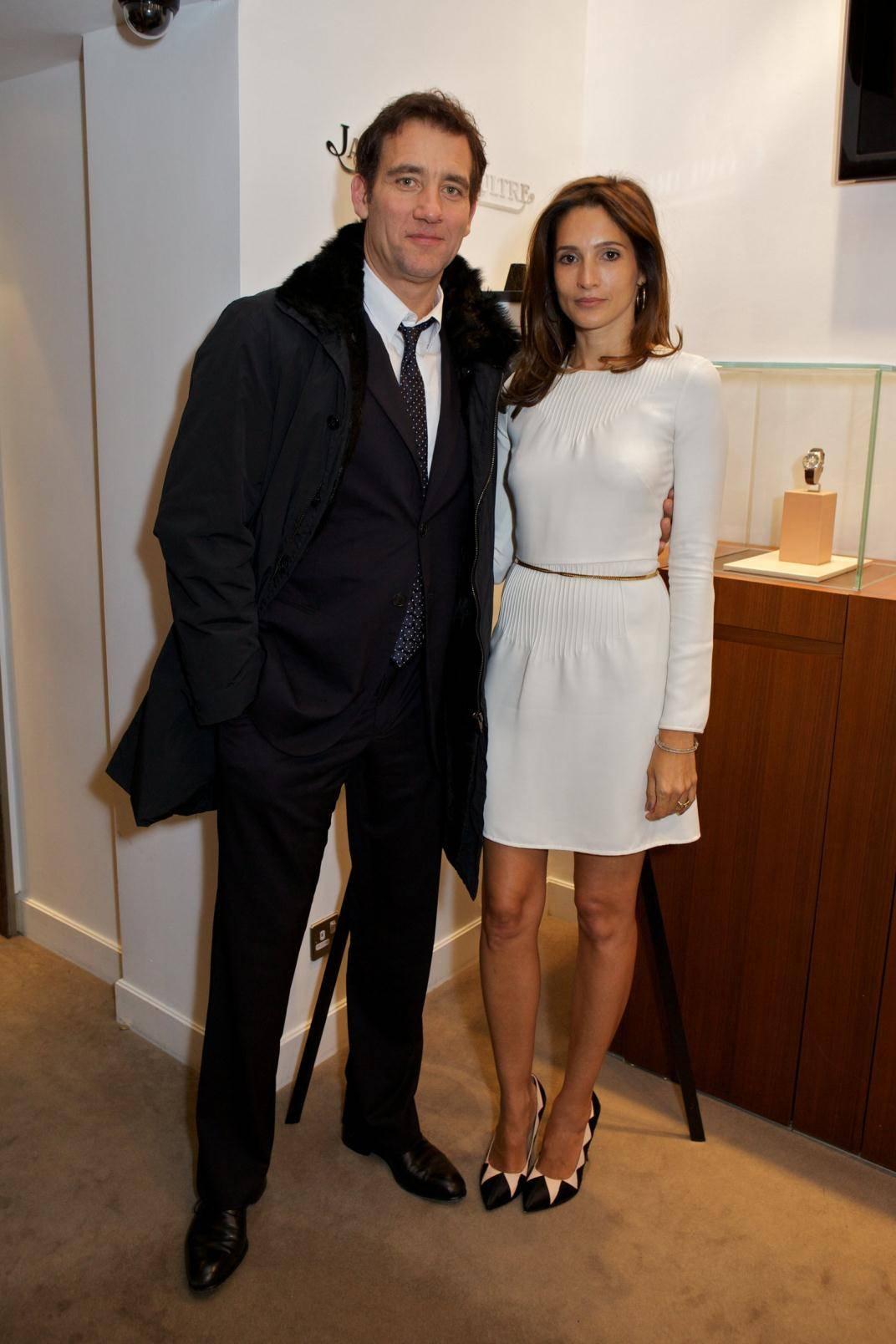 Clive Owen and Astrid Munoz