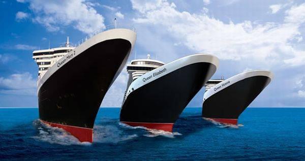 Cunard_threeships