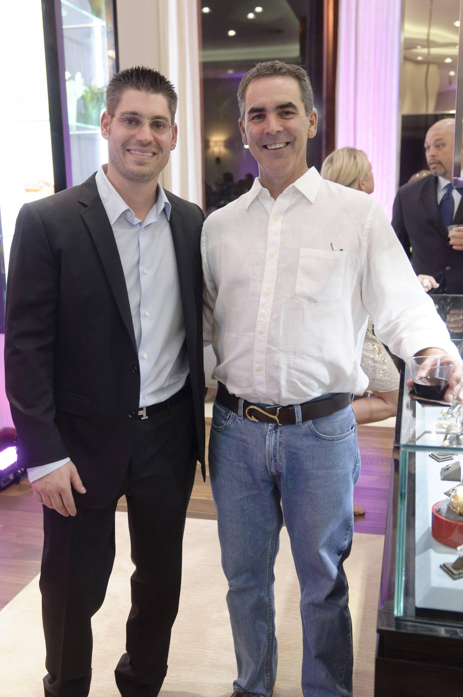 Cutler Altier & Jim Lavallee
