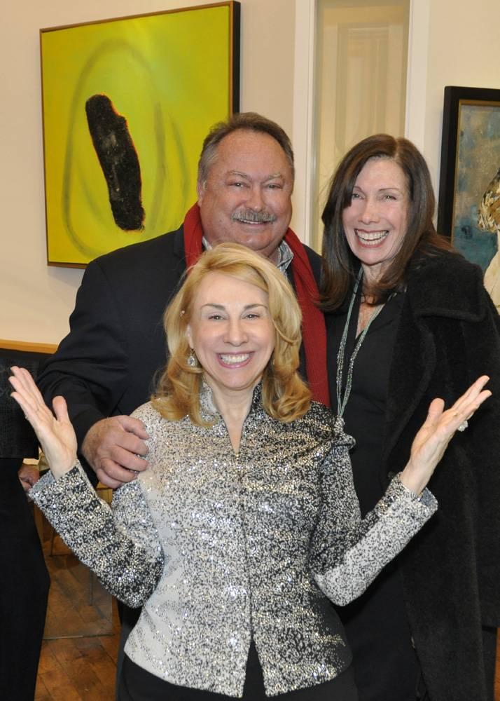 _DSC8604-Darlene Orlov, Dr Matthew Kaufman, Joyce Chasan