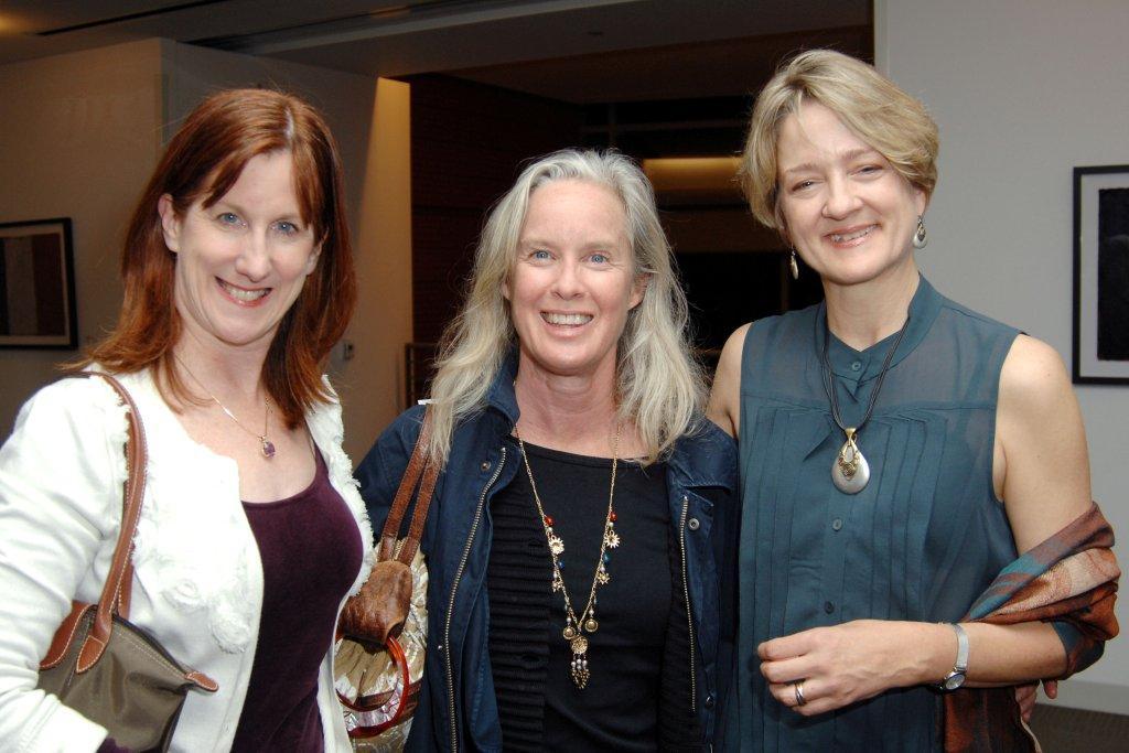 DSC_0012 Peggy Burt, Mary Ann Kellogg, Leslie Carothers-Aromaa