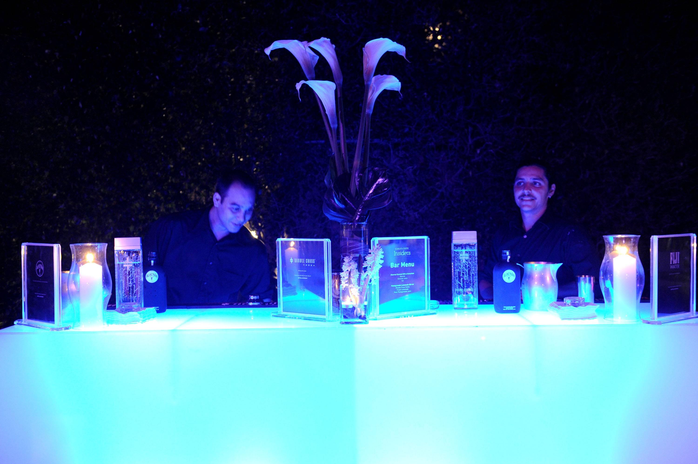 The Alacran Tequila bar