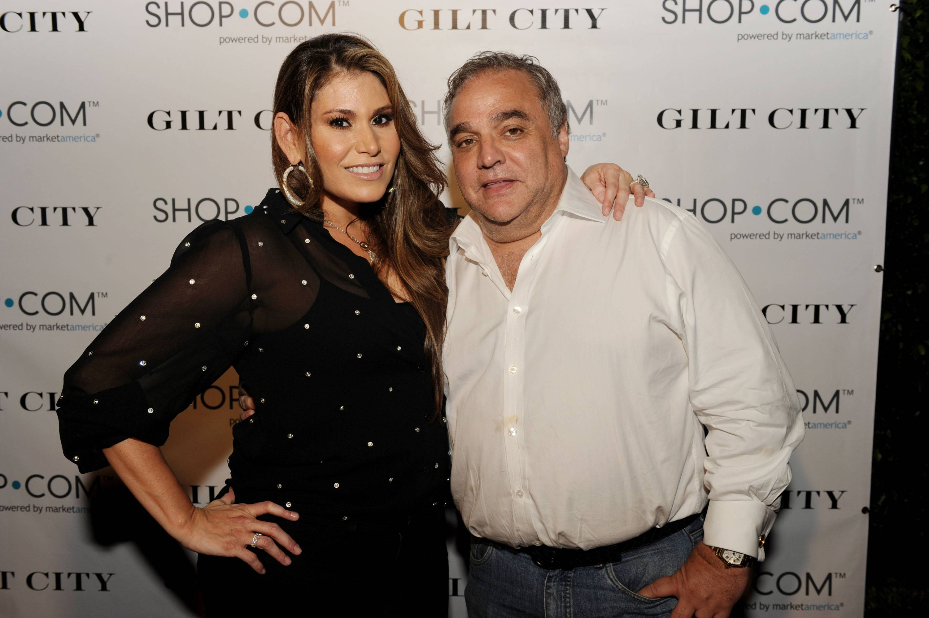 Loren Ridinger and fellow Gilt City Insider, Lee Schrager