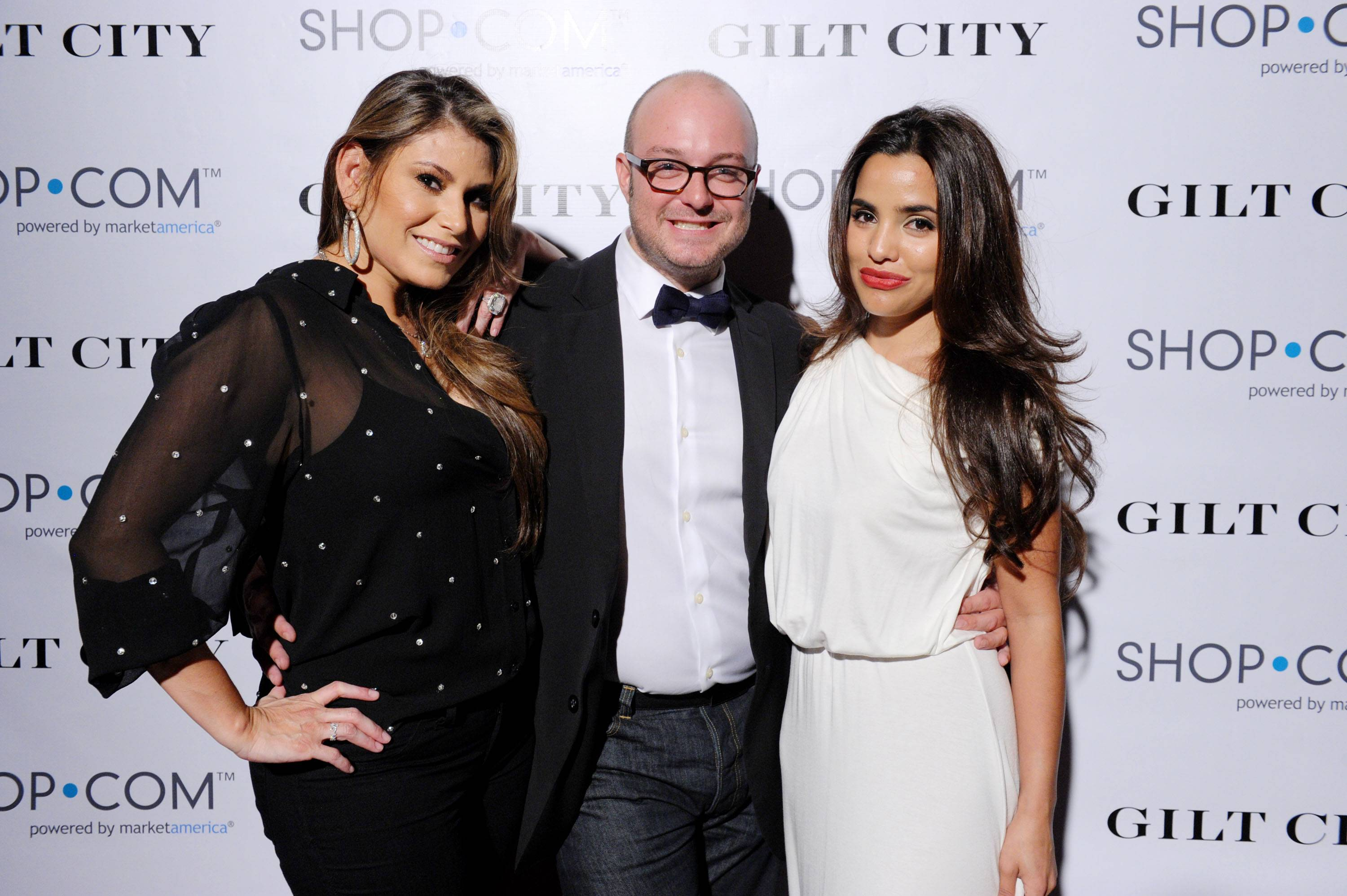 Loren Ridinger and the Gilt City Miami team