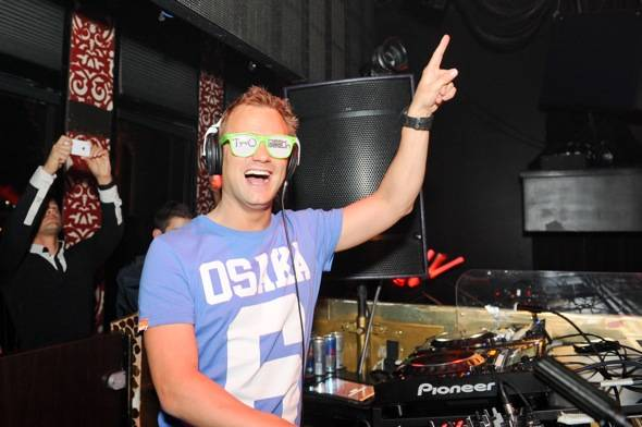Dash Berlin at Tao