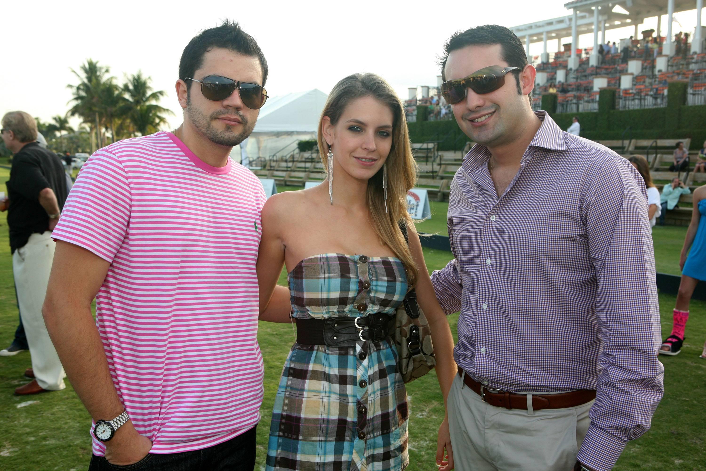 David Jativa, Andreina Jativa & Juan Murillo