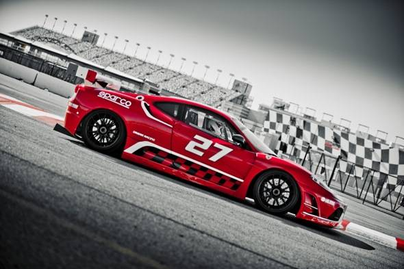 Dream Racing Promo 115