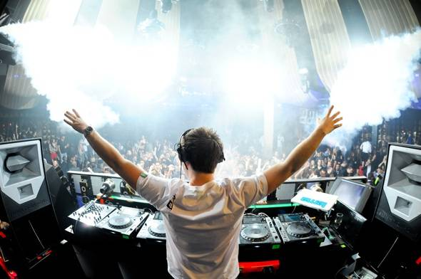 Hardwell at Marquee 2.25.12