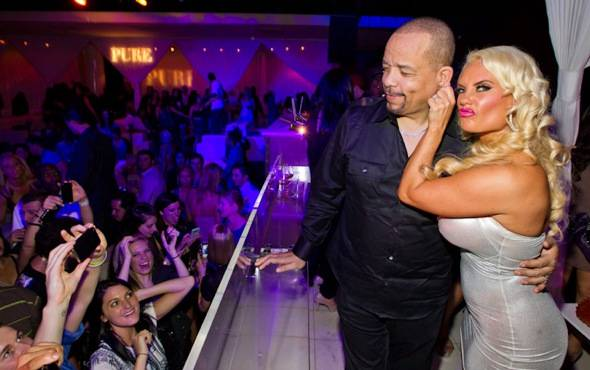 Ice T and Coco_PURE Crowd 4