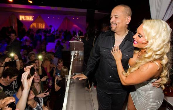 Ice T and Coco_PURE Crowd 5