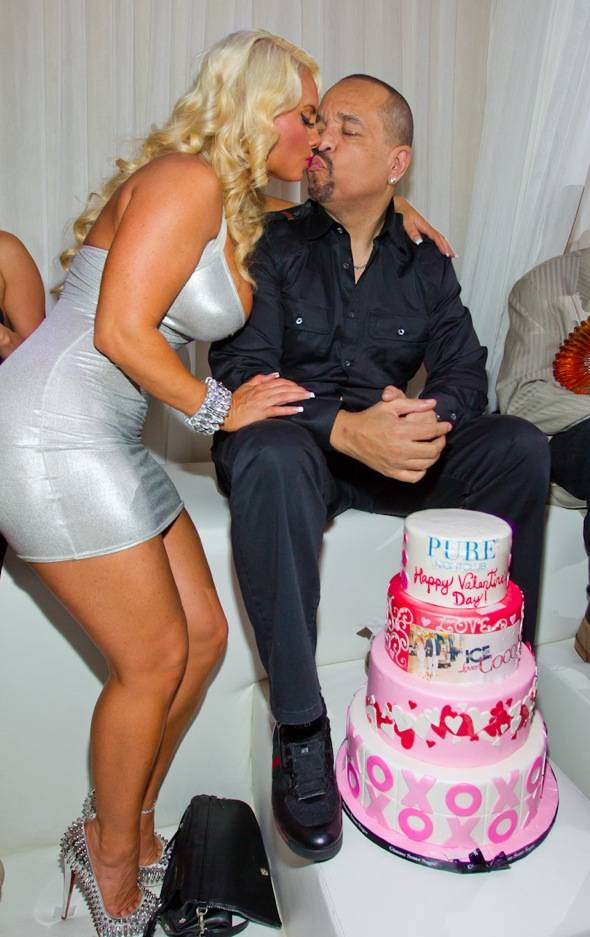 Ice T and Coco_PURE Kisses