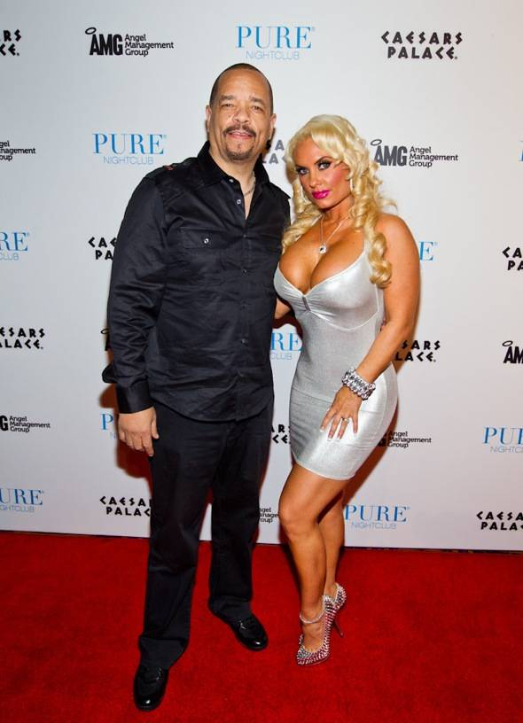 Ice T and Coco_PURE Red Carpet