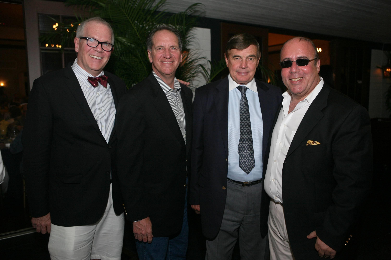 James K Ryan, Chuck Weaver, Pat Nesbitt, & Cliff Lelonek