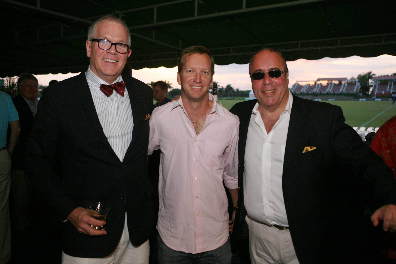 James K Ryan, Doug Barnes, & Cliff Lelonek
