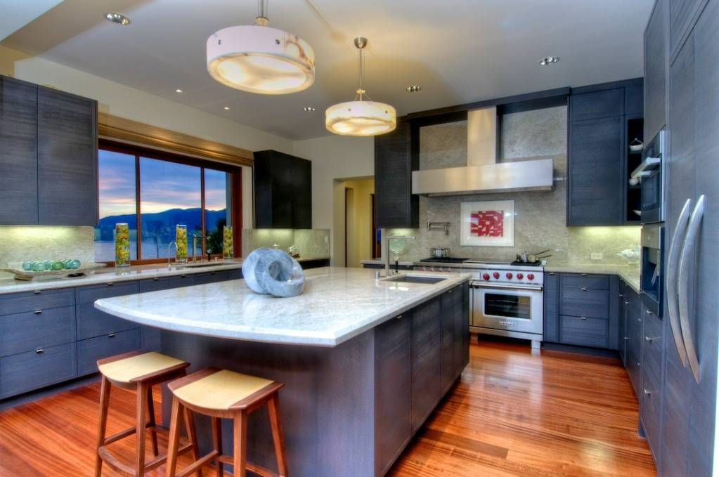 Kitchen Designer- David Kensington; Photography courtesy of Matt McCourtney