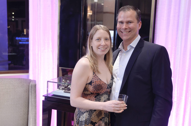 Lauren Feingold & Steven Caridi