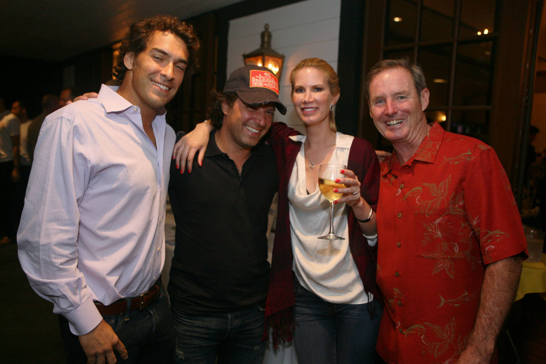Leo Mandelbaum, Lance Trimble, Leah Small, & Mike Egan