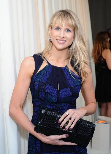 Lucy Punch at the EJAF Academy Awards Viewing Party