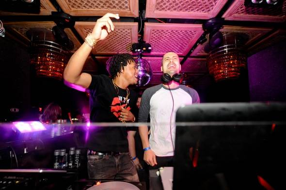The Sound Clash - DJ Lupe Fiasco and DJ Sky Gellatly