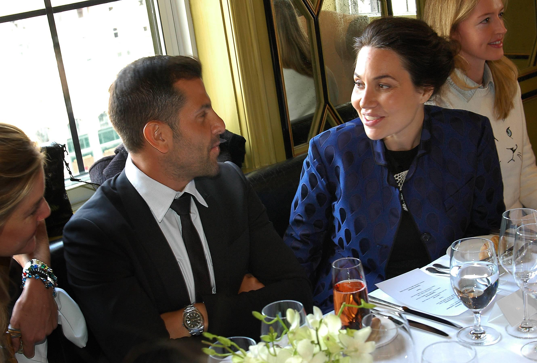 Nova Iorque - 14/02/2012 - Almoco e apresentacao da colecao Alex