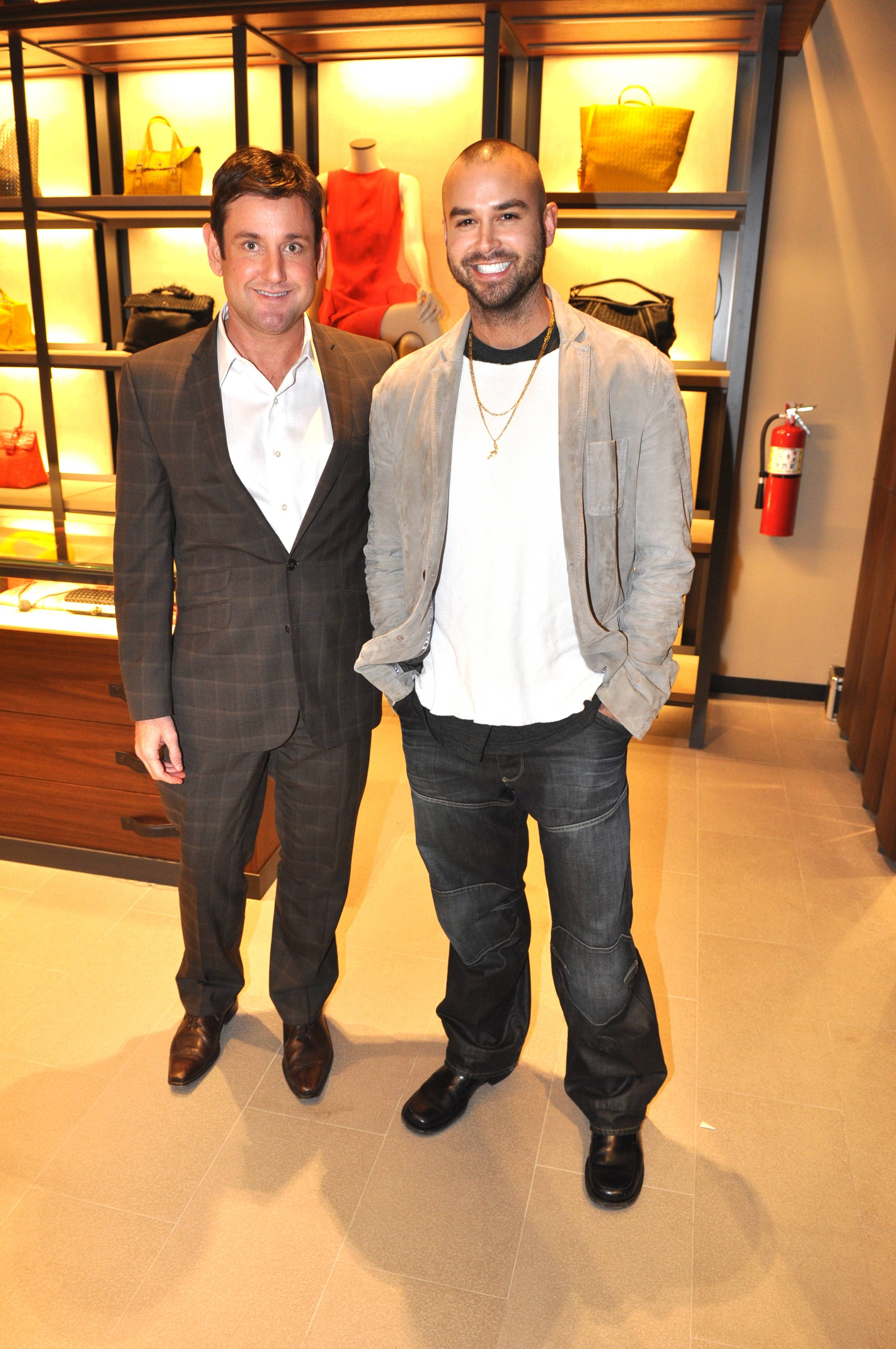 Michael Gongora & David Villalba