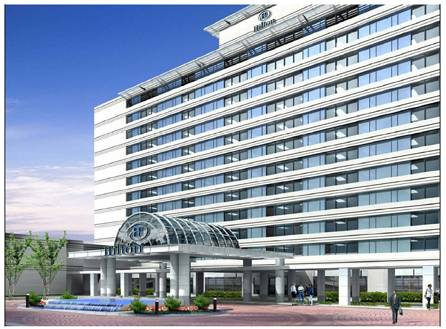 Hilton Hotels Resorts Opens In Jfk