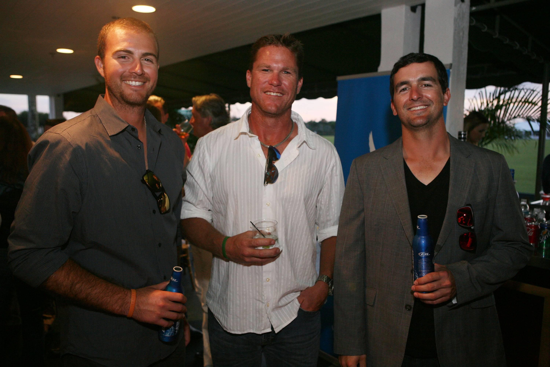 Nicolai Galindo, Joe Barry, & Joseph Stuart
