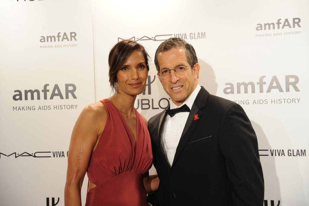 Padma Lakshmi, Kenneth Cole