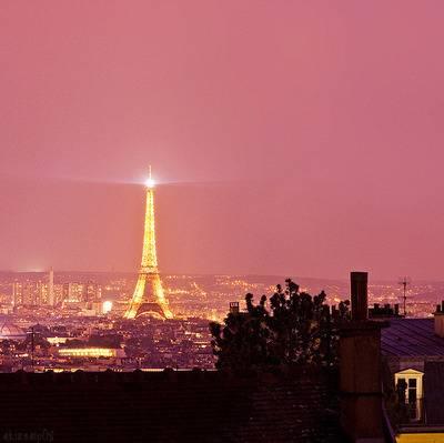 Paris.Pink